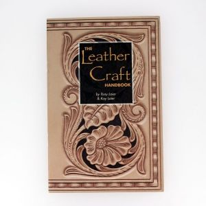 "Livre ""THE LEATHER CRAFT HANDBOOK"" - Techniques de repoussage sur du cuir"