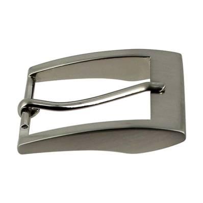 Boucle de ceinture ELI - NICKELE - 30 mm