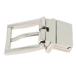 Boucle de ceinture à griffe LIZ - NICKELÉ - 25 mm