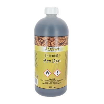 Teinture à l'huile - FIEBING'S Professionnal OIL DYE / PRO DYE - CHOCOLAT - CHOCOLATE - 946 ml