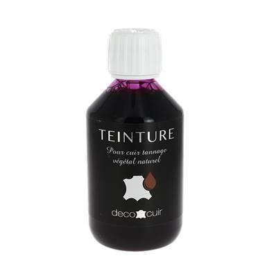 Teinture base aqueuse Deco Cuir - ROSE FUCHSIA - 250 ml