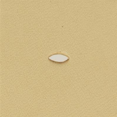 Embout emporte-pièce de précision - OEIL - 2,5x5,5 mm