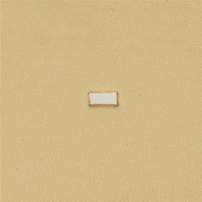 Embout emporte-pièce de précision - RECTANGLE - 2x5 mm