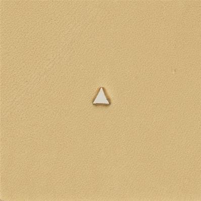 Embout emporte-pièce de précision - TRIANGLE ISOCELE - 2,5x2,5 mm