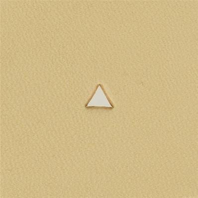 Embout emporte-pièce de précision - TRIANGLE ISOCELE - 4x4 mm
