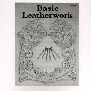 """Livre """"BASIC LEATHERWORK"""" - Les bases du repoussage"""