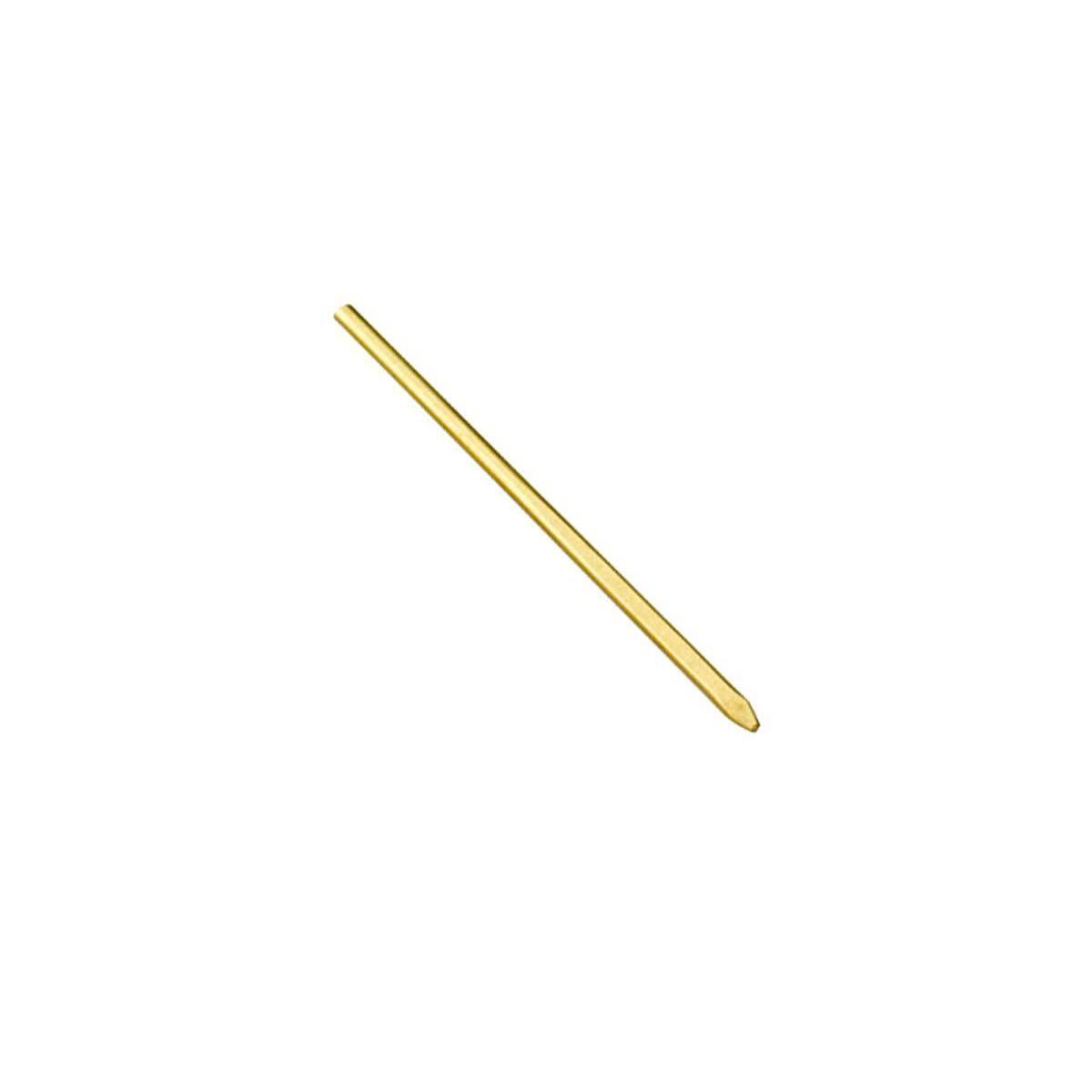 Aiguille passe lacet en cuir IVAN - taille 1