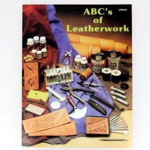 """Livre """"ABC'S OF LEATHERWORK BOOK"""" - L'ABC du travail du cuir"""
