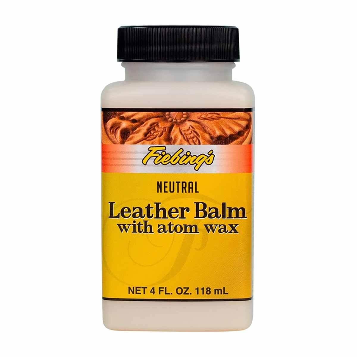 Vernis pour cuir - NEUTRE - Fiebing's Leather Balm