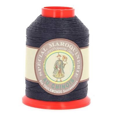 Fil Spécial Maroquinerie polyester coton - 28/4 - 0,52 mm - MATELOT