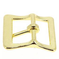 Boucle à faux rouleau TIM - LAITON - 13 mm - Tandy Leather