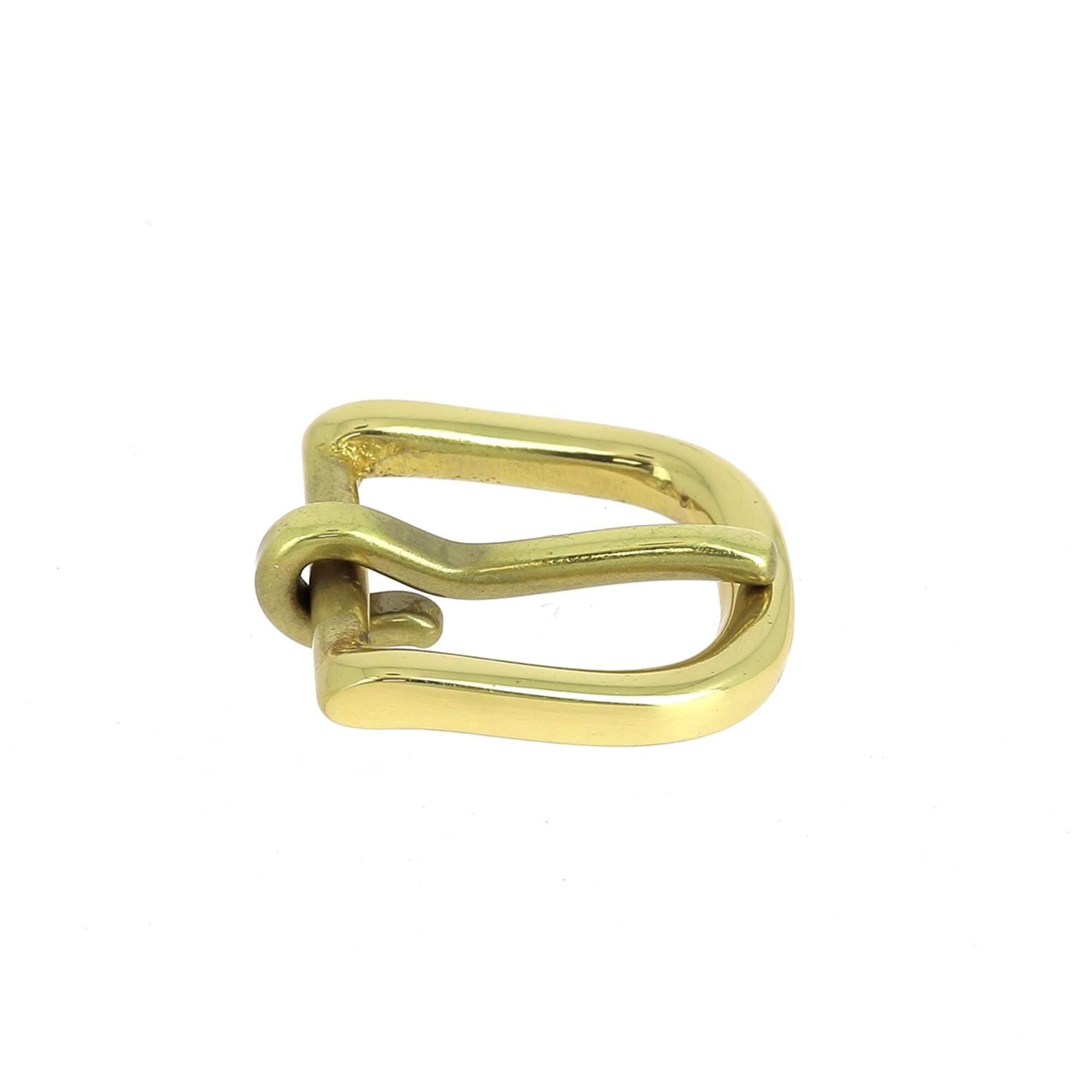 Boucle de ceinture LÉA - LAITON - Tandy Leather