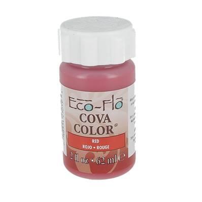 Peinture opaque à base d'eau - ROUGE - Cova Color Eco Flo n°6