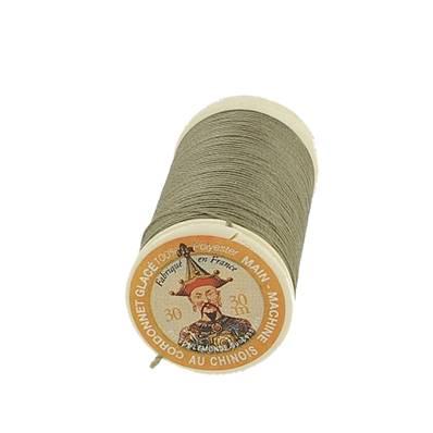 "Cordonnet 100% polyester ""Au Chinois"" - Bobine de 30 mètres - LICHEN 280"