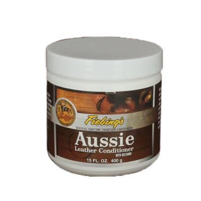 Crème entretien du cuir - FIEBING'S AUSSIE LEATHER - Pot de 400g