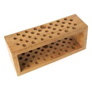 Support en bois pour rangement de matoirs sur manche