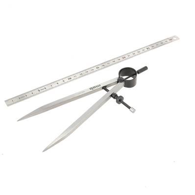 Compas à pointe sèche - MOB - Longueur 210 mm