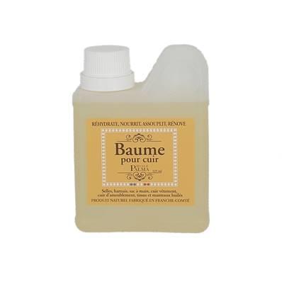Baume pour cuir - Huile palma incolore - flacon de 125 ml