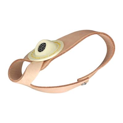 Paumelle en cuir pour couture main droite - OSBORNE 266-RH