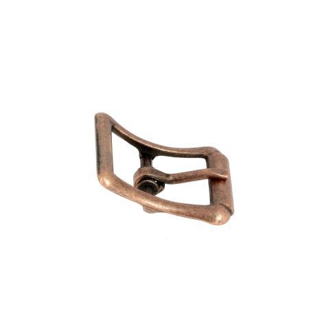 Boucle à faux rouleau TIM - VIEUX CUIVRE - 19 mm - Tandy Leather
