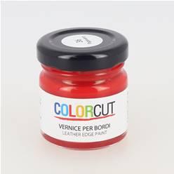 Finition de tranche ROUGE - Colorcut - 30ml
