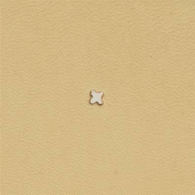 Embout emporte-pièce de précision - CROIX - 2,5 mm