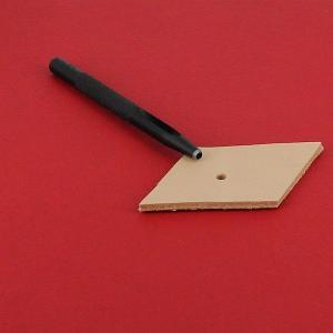 Emporte-pièce à frapper ROND manche DROIT - Diam 2 mm