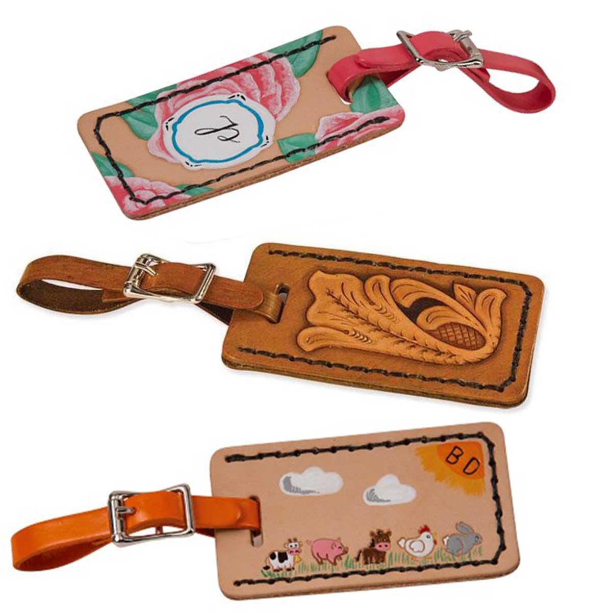 Kit pour étiquette à bagage - 44167