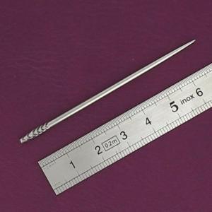 Lame d'alêne ronde - d2,2 - L = 70 mm