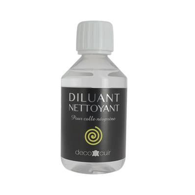 Bidon de 250 ml de DILUANT pour colle néoprène