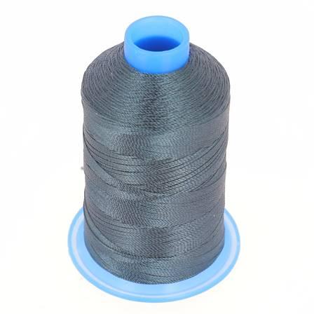 Bobine de fil polyester retors N° 30 - 400 mètres - BLEU NUIT