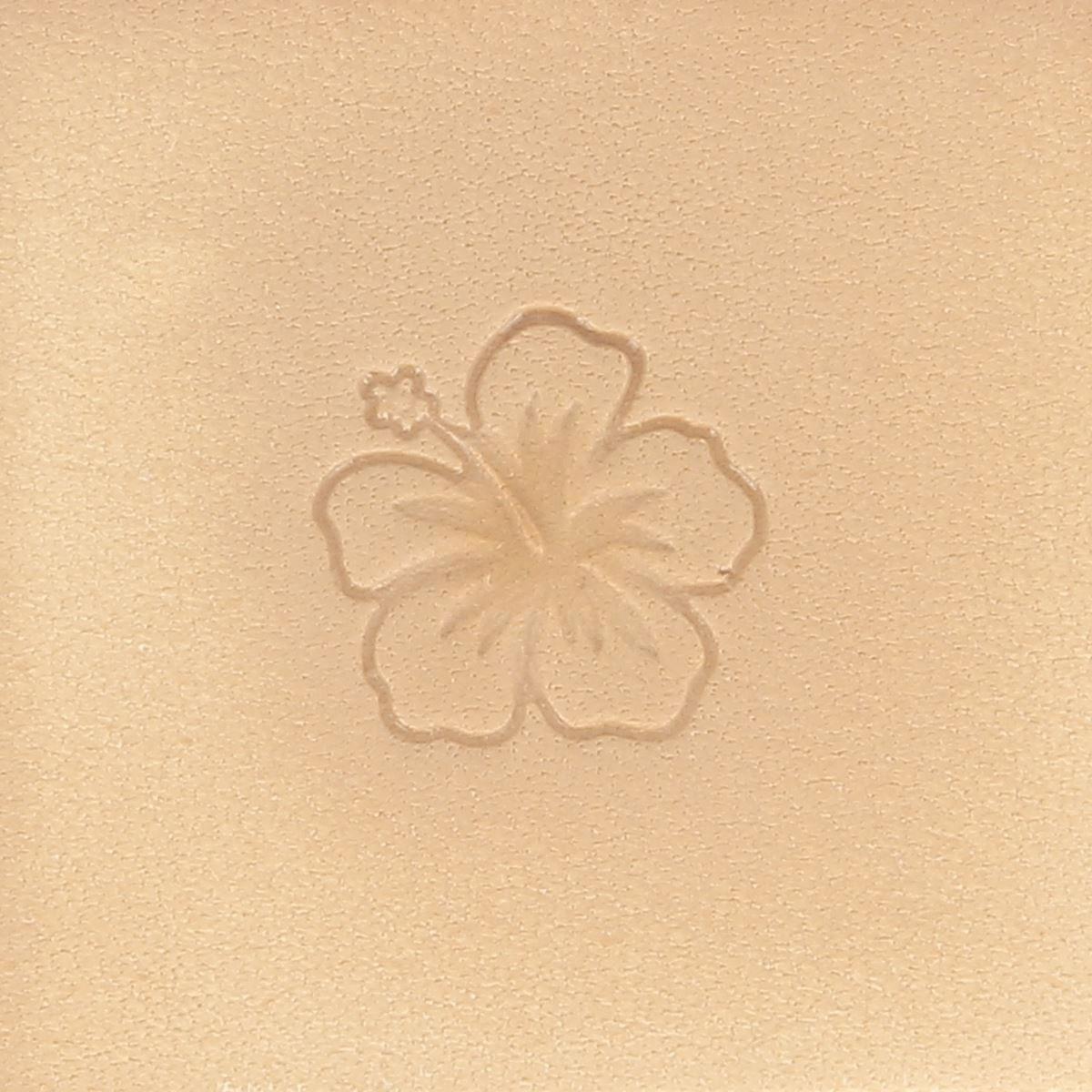 Matoir avec manche - Fleur Hibiscus - 66589
