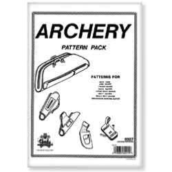 Patrons pour accessoires tir à l'arc - 6027-00