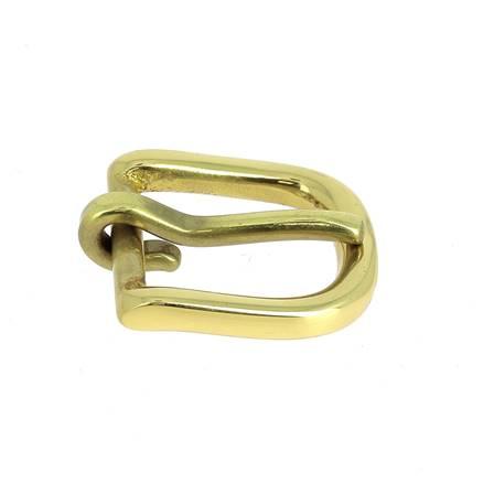 Boucle à ardillon LEA - LAITON - 13 mm - Tandy Leather