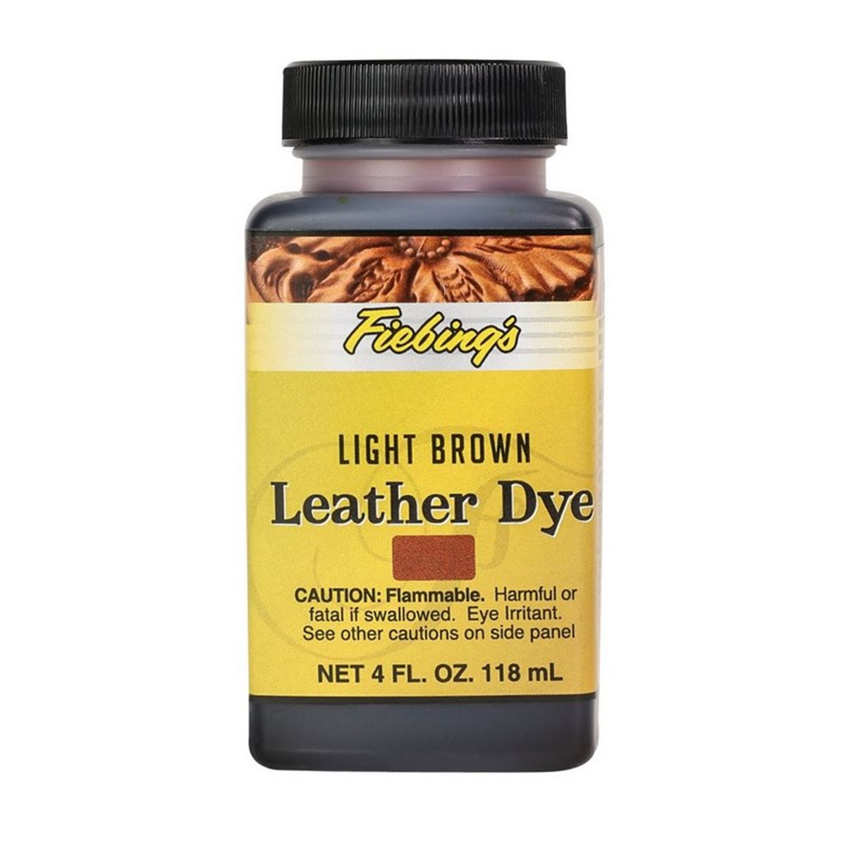 Teinture pour cuir - Fiebing's Leather dye - 118ml