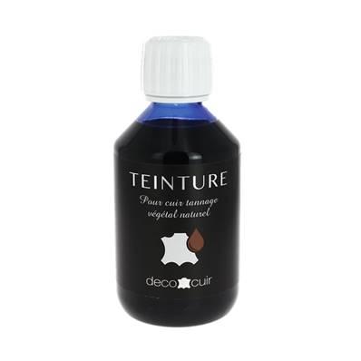 Teinture base aqueuse Deco Cuir - BLEU - 250 ml