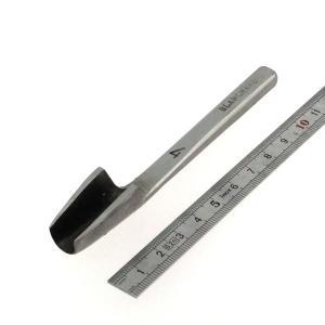 Emporte pièce Fer à bout de ceinture ROND - 11 mm - VERGEZ BLANCHARD n° 4