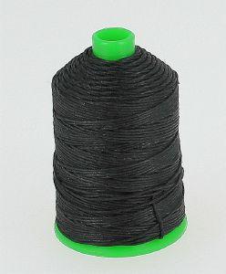 Bobine fil de lin satiné CAMPBELL'S - 232 - d = 0,76 mm - NOIR
