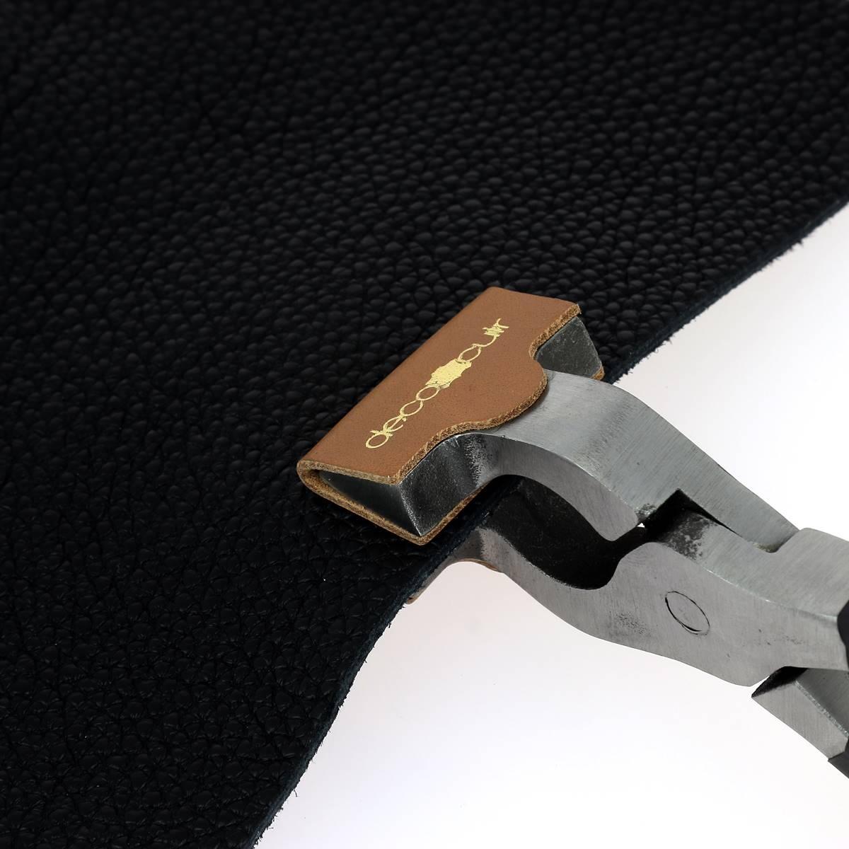 Pince parapluie à mors plat - 20 cm