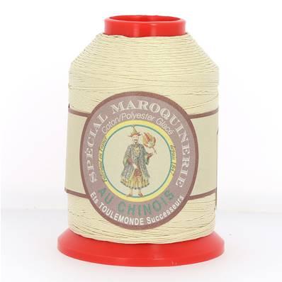 Fil Spécial Maroquinerie polyester coton - 28/4 - 0,52 mm - BIS