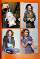 Petites coutures en cuir/ sacs et accessoires - Julie Guillemet