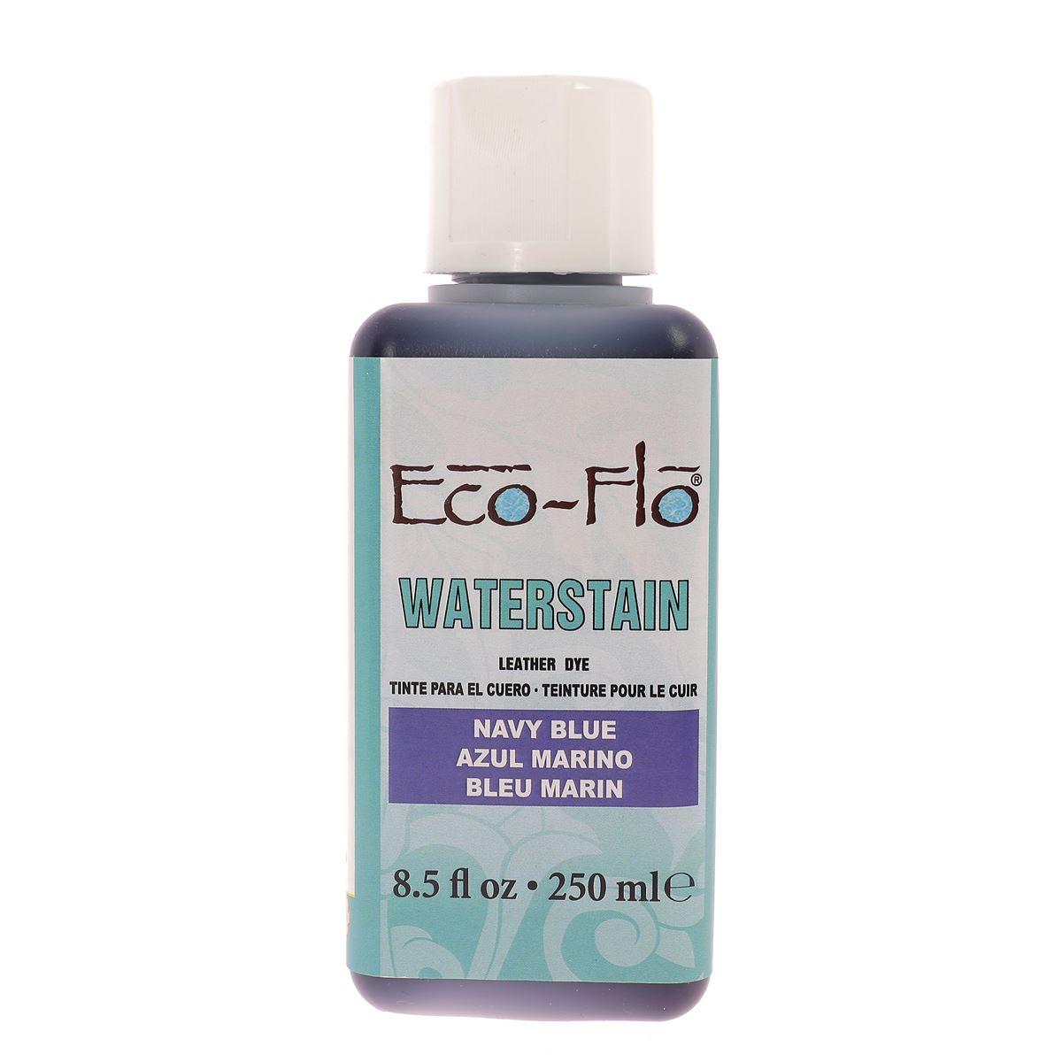 Teinture ECO-FLO WATERSTAIN - BLEU MARINE / NAVY BLUE - 250 ml