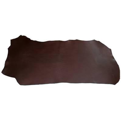 Collet tannage végétal - BORDEAUX - Épaisseur 3,2 mm