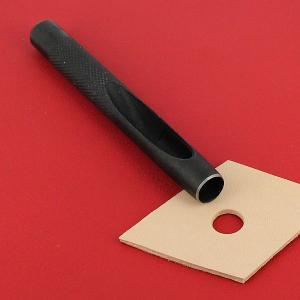 Emporte-pièce à frapper ROND manche DROIT - Diam 11 mm