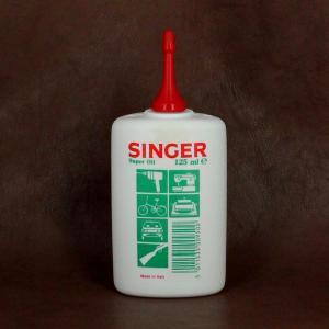 Huile fine tout usage - SINGER - 125ml