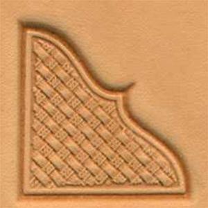 Matoir 3D - Coin tressé - 8535