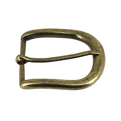 Boucle de ceinture SAM - LAITON VIEILLI - 40 mm