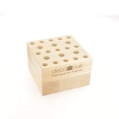 Rangement en bois pour matoirs - petit modèle
