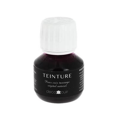 Teinture base aqueuse Deco Cuir - ROSE FUCHSIA - 60 ml
