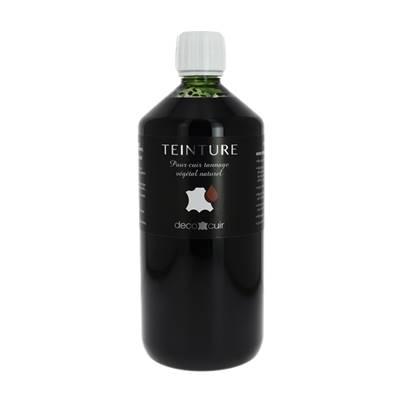 Teinture base aqueuse Deco Cuir - VERT - 1 litre